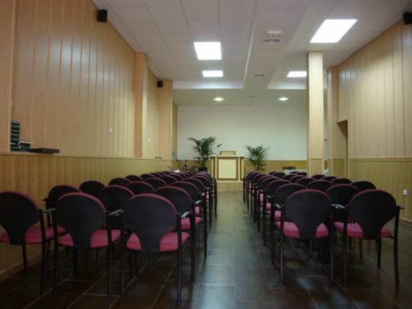 2008. 9.(교회당 공사완료)